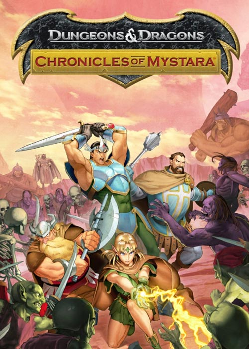 Cheap Steam Games  Dungeons Dragons Chronicles of Mystara Steam CD Key