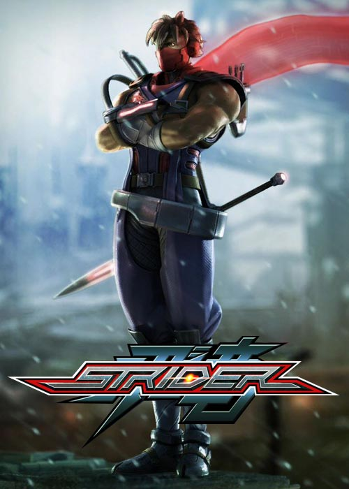 Cheap Steam Games  strider Steam CD Key