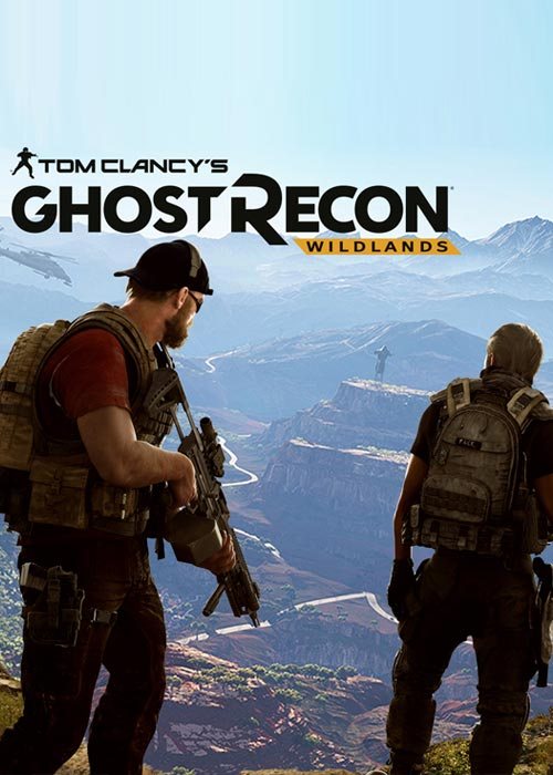 Cheap Uplay Games  Tom Clancys Ghost Recon Wildlands Uplay CD Key EU