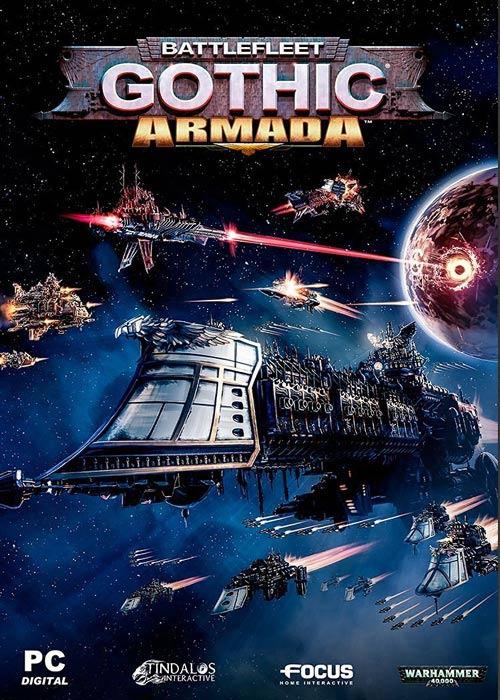 Cheap Steam Games  Battlefleet Gothic: Armada Steam CD Key