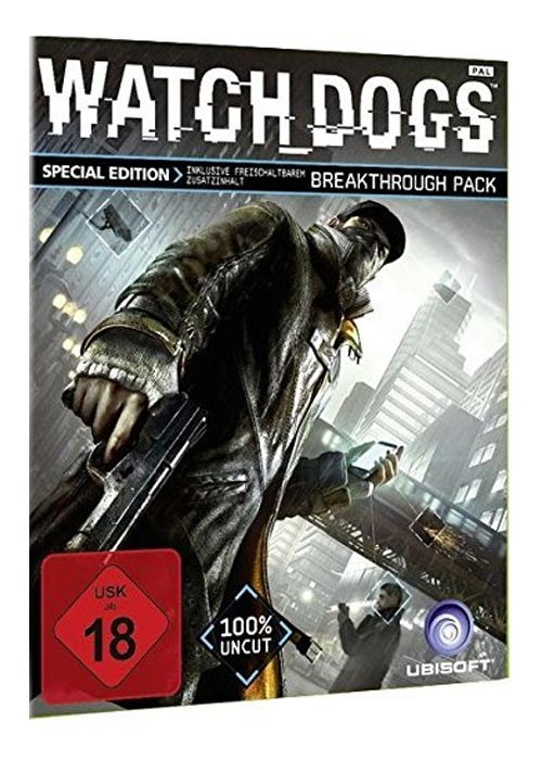Cheap Uplay Games  Watch Dogs Special Edition Uplay CD Key