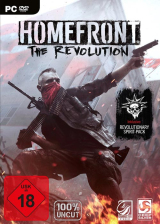Cheap Steam Games  Homefront The Revolution STEAM CD-KEY