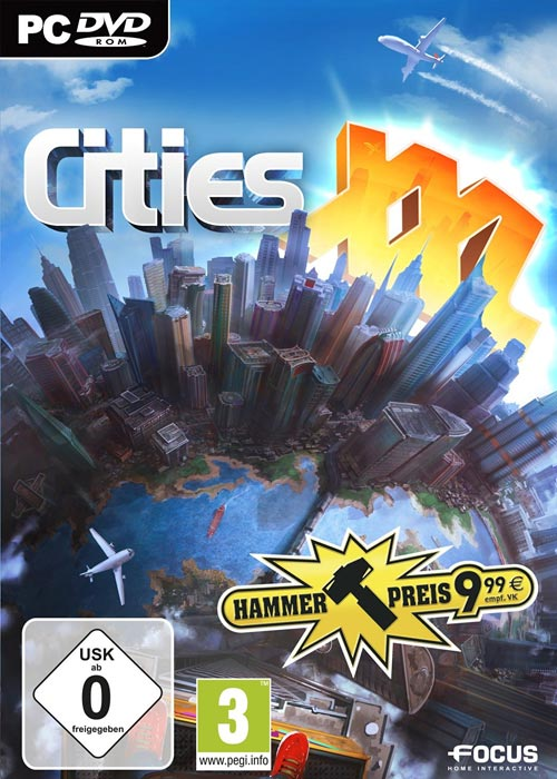 Cheap Steam Games  Cities XXL Steam CD Key