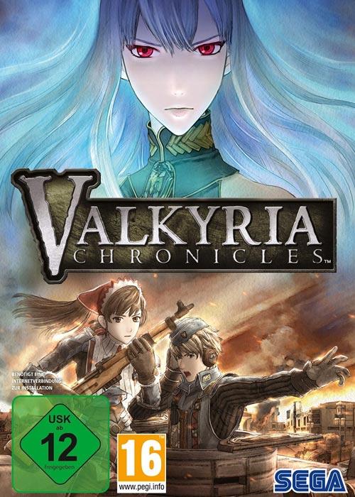 Cheap Steam Games  Valkyria Chronicles Steam CD Key