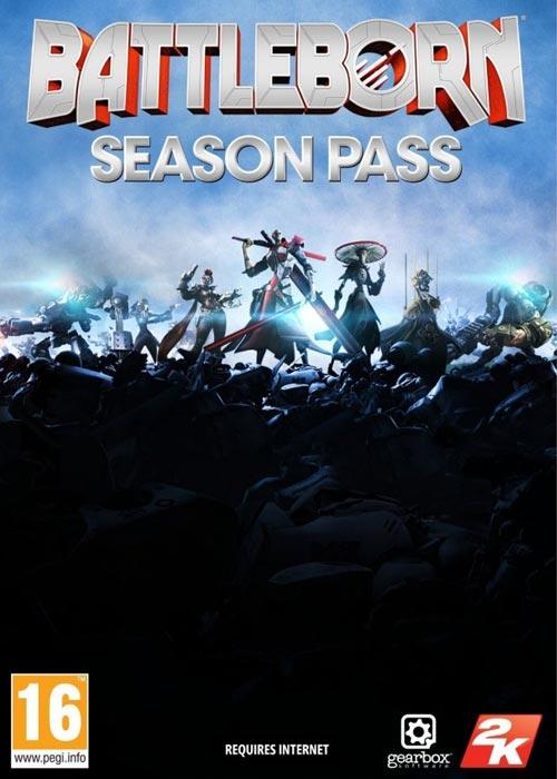 Cheap Steam Games  Battleborn Season Pass DLC Steam CD Key