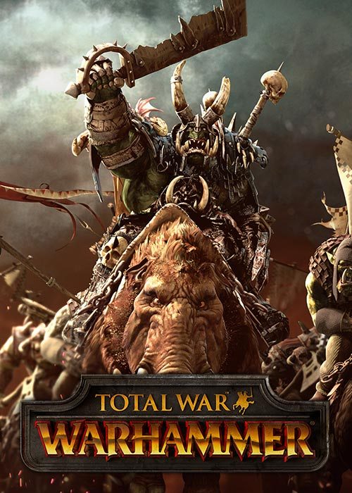 Cheap Steam Games  Total War Warhammer Steam CD Key