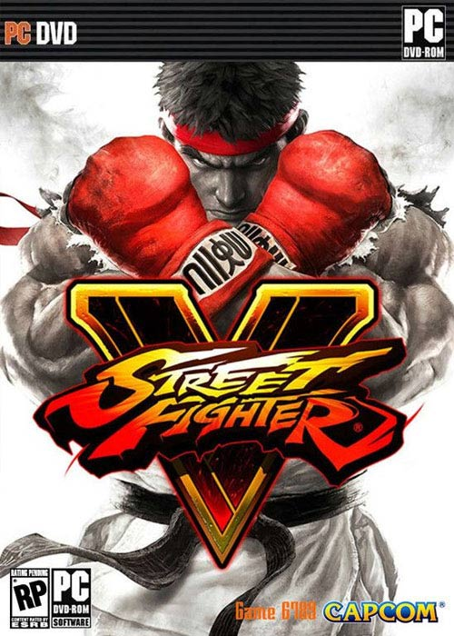 Cheap Steam Games  street Fighter V Steam CD Key