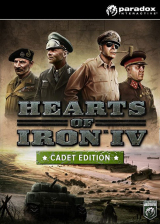 Cheap Steam Games  Hearts of Iron IV Cadet Edition Steam CD-Key