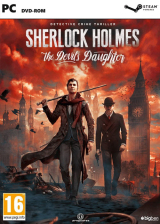 Cheap Steam Games  Sherlock Holmes The Devil's Daughter Steam CD Key