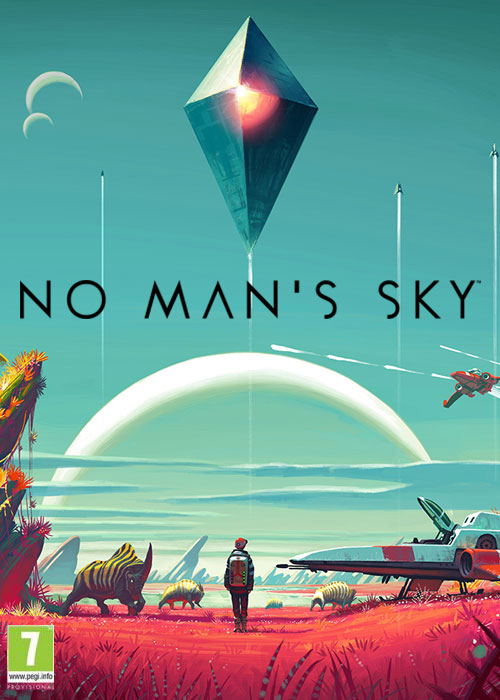 Cheap Steam Games  No Man's Sky Steam CD Key