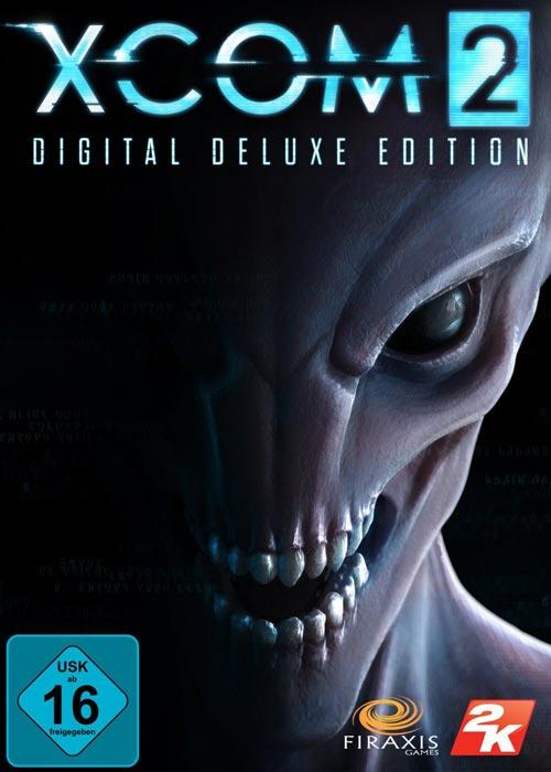 Cheap Steam Games  Xcom 2 Digital Deluxe Steam CD Key EU