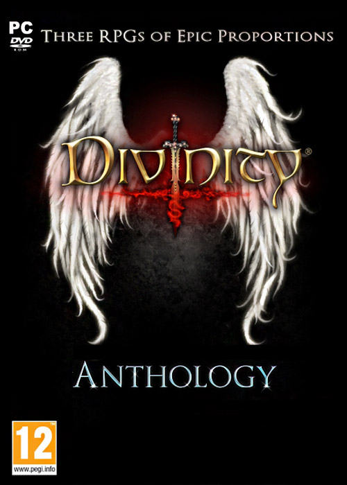Cheap Steam Games  Divinity Anthology CD KEY STEAM GLOBAL