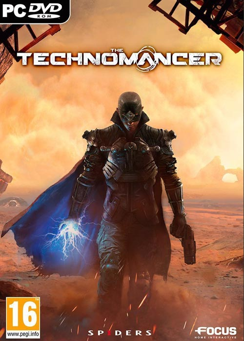 Cheap Steam Games  The Technomancer Steam CD Key