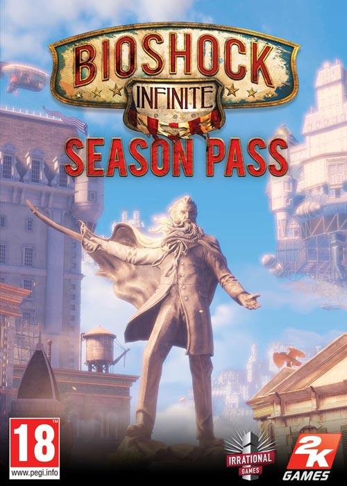 Cheap Steam Games  Bioshock Infinite Season Pass Steam CD Key