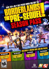 Cheap Steam Games  Borderlands Pre Sequel Season Pass Steam CD Key