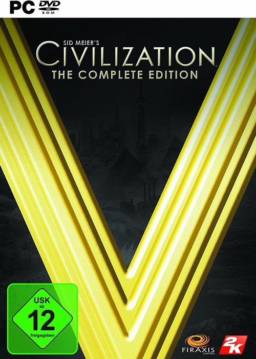 Cheap Steam Games  Civilization V: Complete Edition Steam CD Key