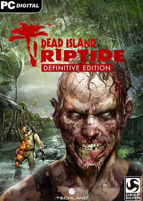Cheap Steam Games  Dead Island Riptide Definitive Edition Steam CD Key