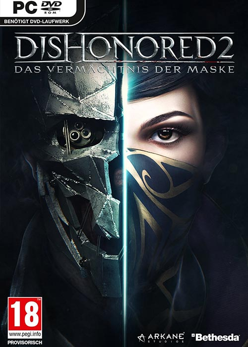Cheap Steam Games  Dishonored 2 Steam CD Key