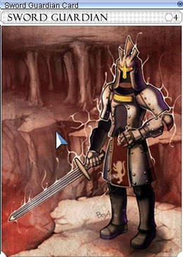 Cheap Ragnarok Re:Start Odin ZBPK-45 Sword Guardian Card