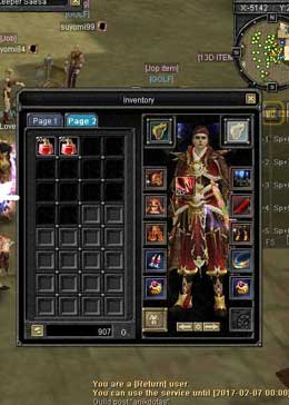 Cheap Silkroad Online Feronia ZB9361 Lv121 Account