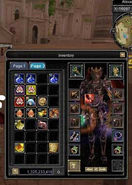 Cheap Silkroad Online Feronia ZB9360 Lv112 Account