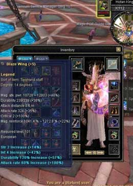 Cheap Silkroad Online Bellona ZB9358 Lv124 Account