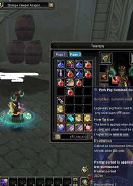 Cheap Silkroad Online Feronia ZB9352 Lv109 Account