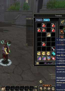 Cheap Silkroad Online Feronia ZB9350 Lv109 Account