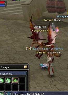 Cheap Silkroad Online Flora ZB9317 Lv106 Account