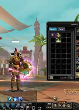 Cheap Silkroad Online Minerva ZB9315 Lv116 Account