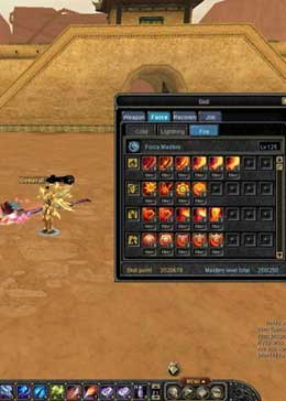 Cheap Silkroad Online Flora ZB9285 LV125 Account