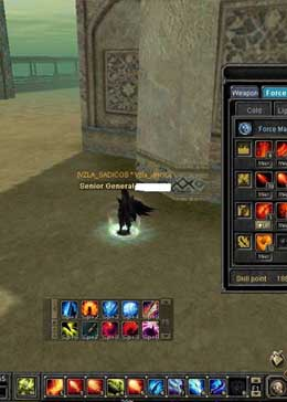 Cheap Silkroad Online Ceres ZB9277 LV123 Account