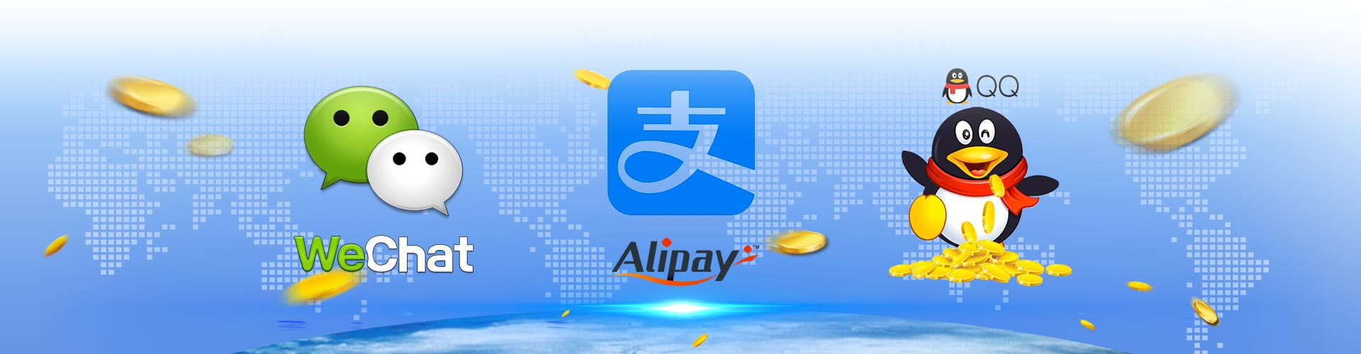 China Alipay Recharge