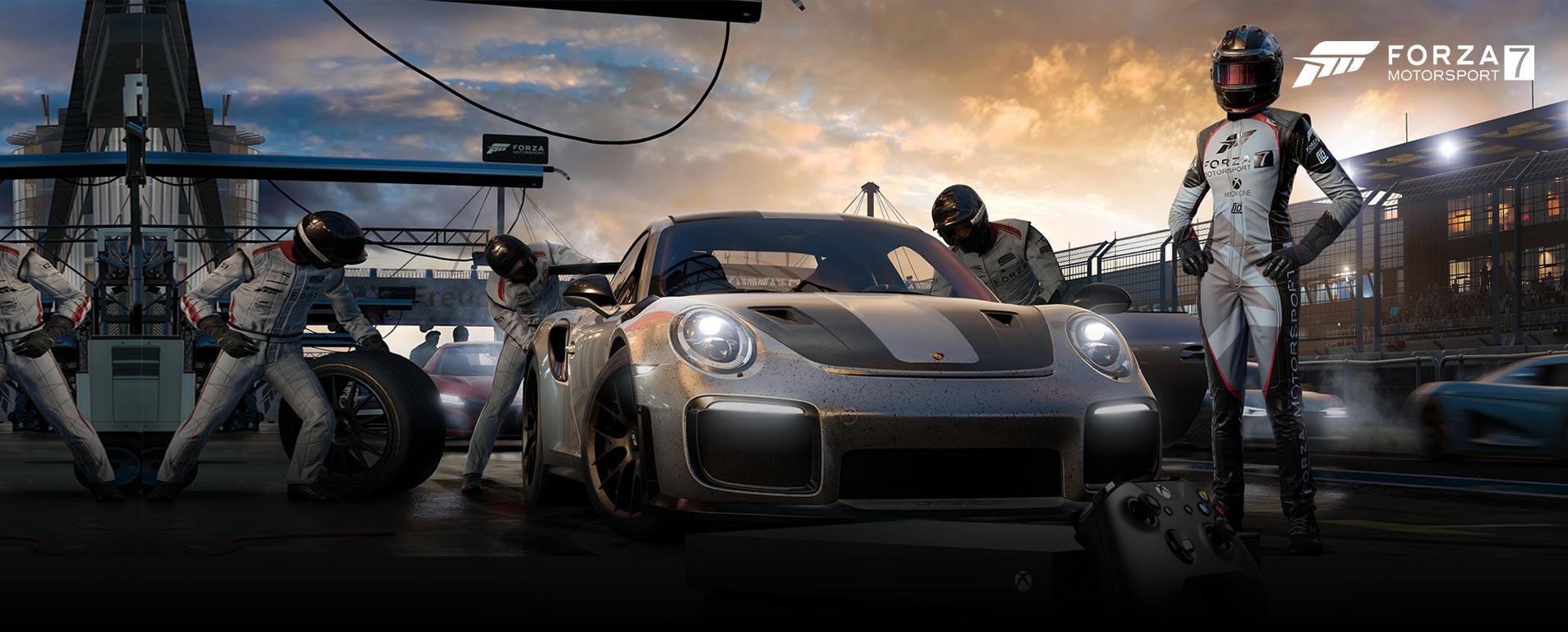 Forza Motorsport 7 Forza Motorsport 7 Credits