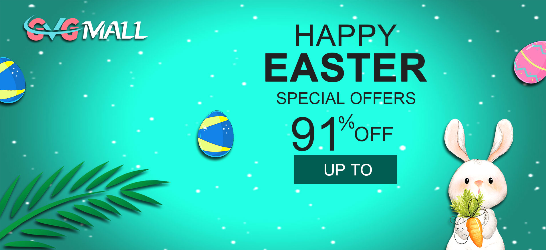 GVGMALL Easter Sale