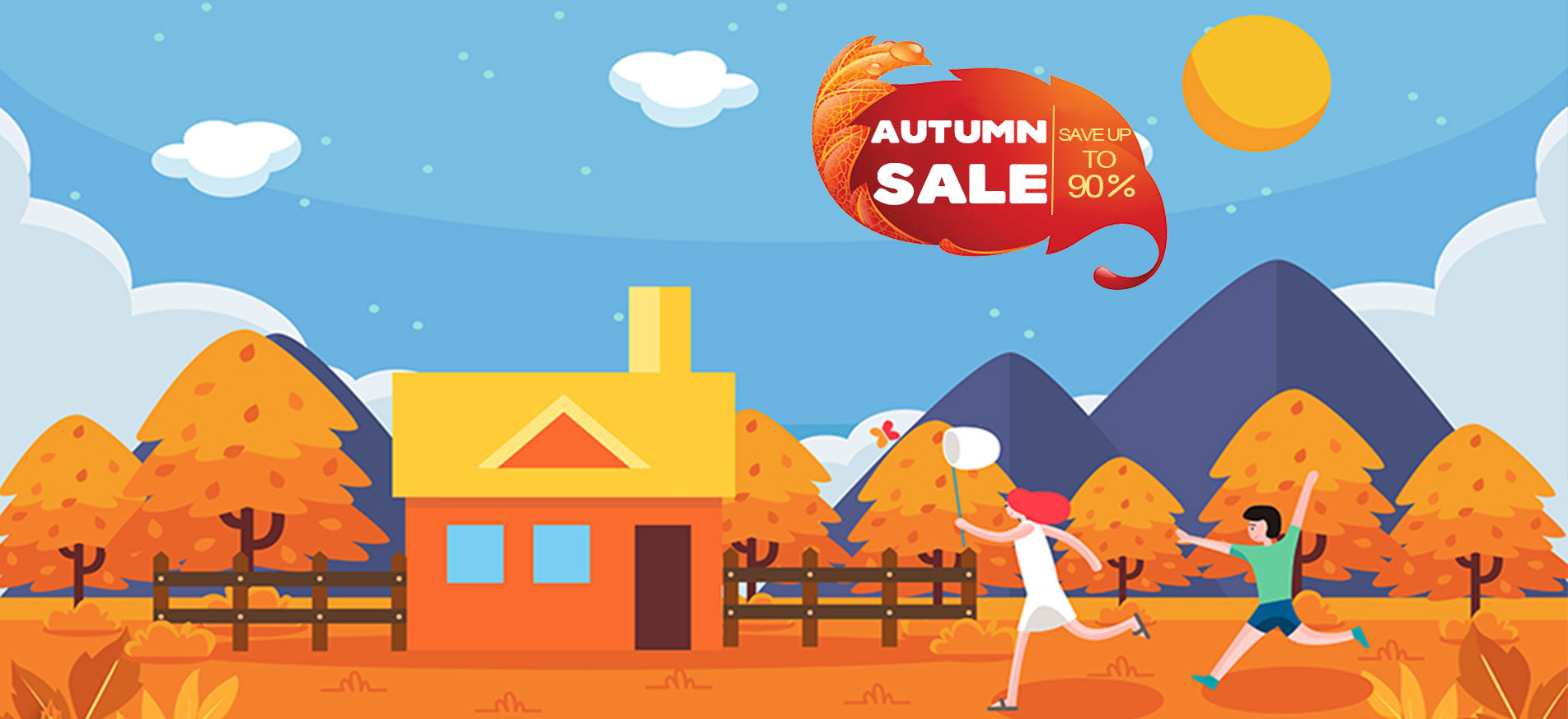 GVGMALL Autumn Sale